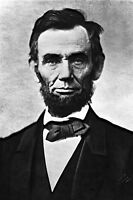 New 5x7 Civil War Photo: President Abraham Lincoln on November 8, 1863