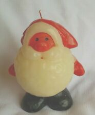 Vintage – Never Used Diplomat Candles Red Faced 5� Santa Claus Hallmark Cards