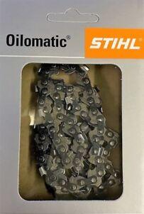 "Genuine Stihl 12"" Chain for stihl Carving 64 x 1/4 1.3 chain"