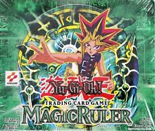 Yu Gi Oh! Spell Magic Ruler MRL-E Cards - Singles - Rare, Monster Trap Spell