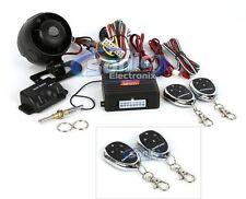 NEW! Crimestopper SP-101 1-way Car Alarm/Keyless Entry Car Alarm Security System