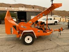 Altec Wc126a Chipper Low Hours Gas Motor Self Feed Ex City Since New