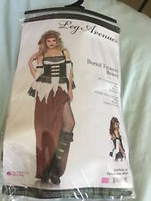 LEG AVENUE Buried Treasure Beauty Pirate Fancy Dress Costume 85301 Large 14-16