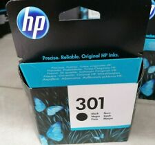 Cartuccia HP 301 Nero Originale InkJet Getto d'inchiostro NERO Black