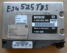 BMW E34 525TDS Getriebesteuergerät 0260002285 1421239 Automatik Steuergerät