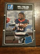 2016 Donruss Will Fuller Rated Rookie #400 Texans