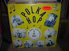 THE BAY STATERS, Polka Music, REX # 697