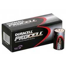 Duracell Procell D Cell Batteries 10 Pack