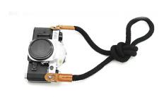 Black rope 100cm Mini handmade Camera neck strap for nikon canon fuji DSLR NEX