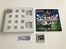 PES Pro Evolution Soccer 2011 3D - Nintendo 3DS - PAL FR - Avec Notice