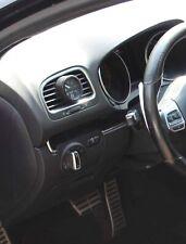 VW Golf 6 MK6 52mm Soporte Para Manómetro Gauge Pod Holder Aire Vent Aireador