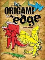 Origami on the Edge by Arena, Xander (Paperback book, 2009)