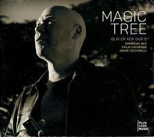 OLIVIER KER OURIO  magic tree   /  DIGIPACK
