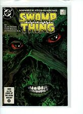 Swamp Thing #49 1st Cameo Justice League Dark DC VF
