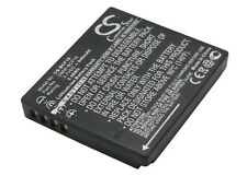 BATTERIA agli ioni di litio per Panasonic Lumix DMC-FT1 Lumix dmc-fh1k Lumix dmc-fx48s NUOVO