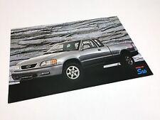1997 Chevrolet S10 De Luxe Pickup Information Card Brochure - GM Brazil