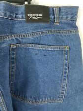 Mens Blue CHERESKIN Denim Jeans 46 X 30 100% Cotton