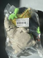 1999 NIGHTMARE BEFORE CHRISTMAS NBX PLUSH OOGIE BOOGIE & SCARY MONSTER IN BAG