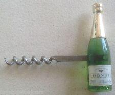 Tire bouchon forme bouteille Champagne Gonet magnétique