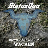 Status Quo - Down Down And Dirty at Wacken (CD/DVD)