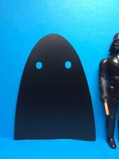 VINTAGE STAR WARS KENNER ACCESSORY-DARTH VADER REPRODUCTION CAPE..(VINYL)