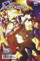 Hawkeye #9 Rob Porter MARVEL VS CAPCOM Variant Cover