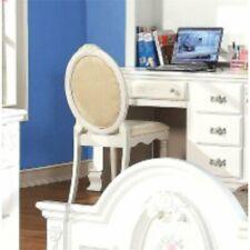 Rosebery Kids Desk Chair in White