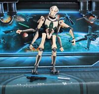 STAR WARS FIGURE 2005 ROTS COLLECTION GENERAL GRIEVOUS