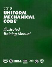 2018 Uniform Mechanical Code Illustrated Training Manual