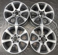 4 BMW Styling 394 Alufelgen Felgen 7.5J x 17 ET37 3er F30 F31 4er F32 6796243