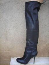 Stivali overknee DKNY, colore nero, numero 38