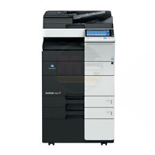 Konica Minolta Bizhub C454 Color A3 Laser Mfp Printer Copier Scanner 45 Ppm