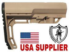 Tactical MFT Minimalist Style Buttstock FDE Mil-Spec