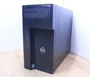 Dell Precision T1700 Win 10 Tower PC Intel i7 4790 4th 3.6GHz 8GB 1TB WiFi GTX