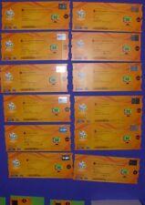 18 WM 2006 VIP Tickets Eintrittskarten FIFA World Cup - ORANGE