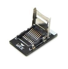10pcs T-Flash TF Karte Micro SD Karte Adapter Modul für Raspberry Pi v2 Molex