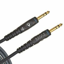 Planet Waves Custom Series Instrument Cable, Stereo, 25 feet