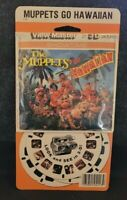 Sealed L25 Jim Henson's The Muppets Go Hawaiian view-master Reels Stapled Packet
