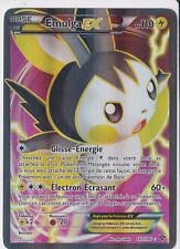 Emolga EX - XY - 143/146 - Carte Pokemon Neuve - Française