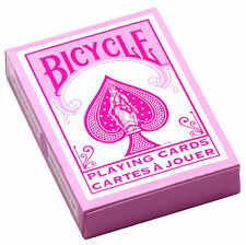 Carte da gioco BICYCLE FASHION PASTEL PINK ,poker size