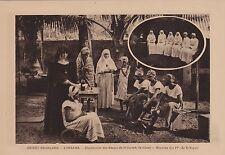 VERS 1920  --  GUINEE FRANCAISE  KONAKRY  DISPENSAIRE DES SOEURS DE CLUNY  3B823