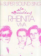 LA DUSSELDORF rheinita 12INCH 45 RPM GERMAN EX Synth-pop, Experimental