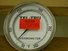 TEL-TRU THERMOMETER 42100662  AA575R  50-300F