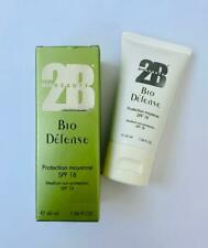 2B BIO DÉFENSE (WEISS) - PROTECTIVE CARE SPF18