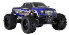 Redcat Volcano EPX PRO 1/10 Scale Electric Brushless Monster Truck BLUE/SILVER