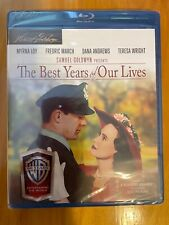 The Best Years of Our Lives Blu-ray Brand New Sealed Oop
