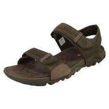 Sandali con cinturino per il mare da uomo 100% pelle dalla Cina