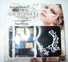 Fantasy Makers Wet N Wild Hauntingly Hip Face Stencil Makeup Kit Pixie Princess