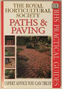 Paths and Paving by Royal Horticultural Society (Paperback)