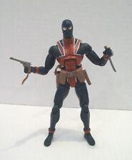 Marvel Legends RED HULK BAF UNION JACK Action Figure Loose